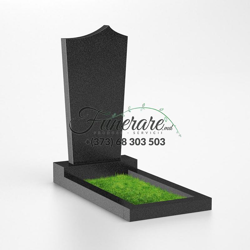 Памятник черный гранит 0001
