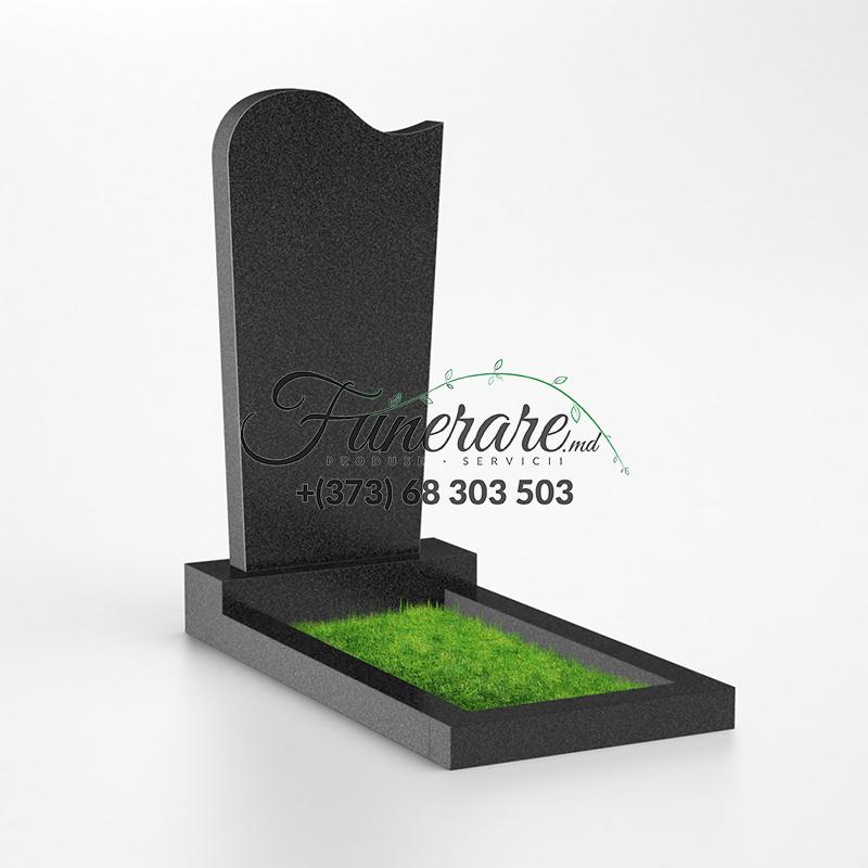 Monument granit negru 0006
