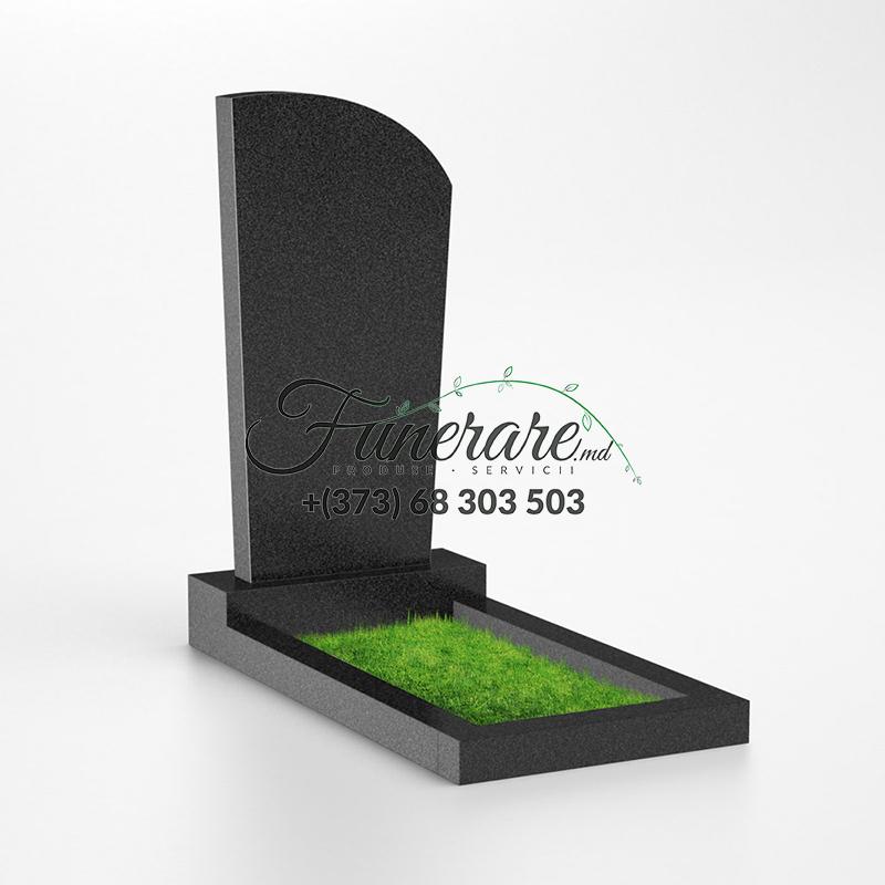 Monument granit negru 0007