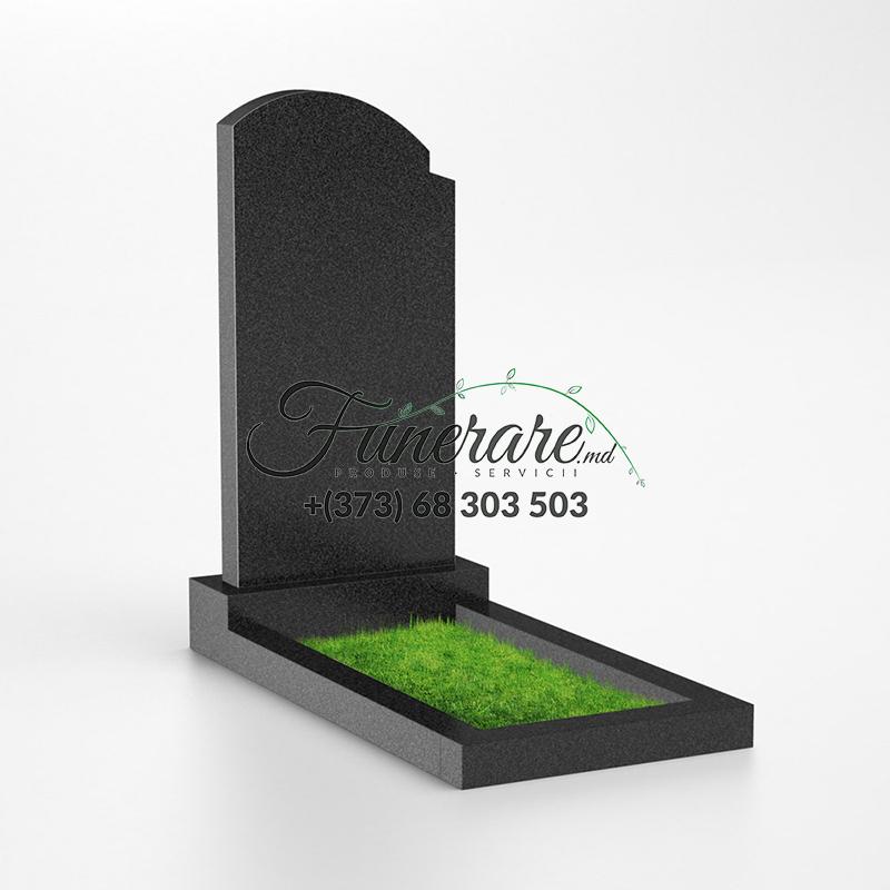 Monument granit negru 0013