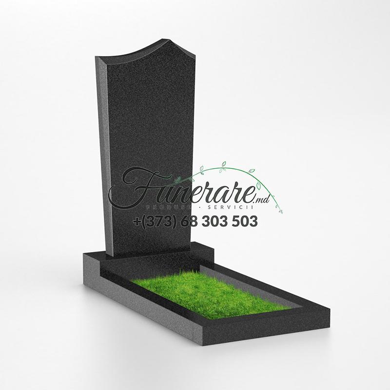 Monument granit negru 0018