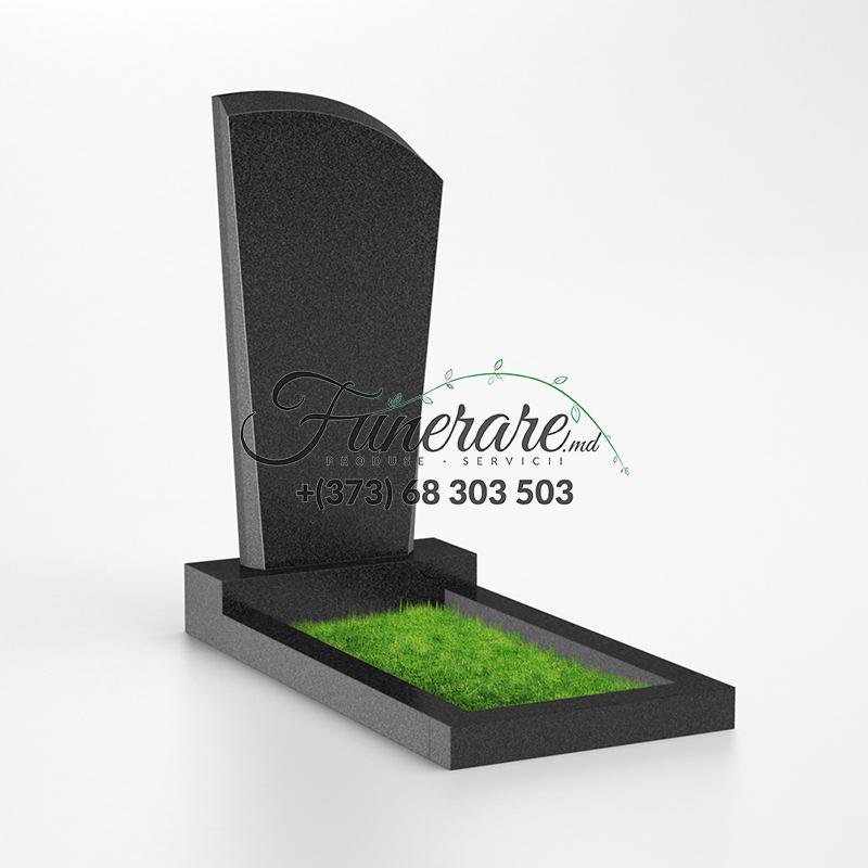 Monument granit negru 0021