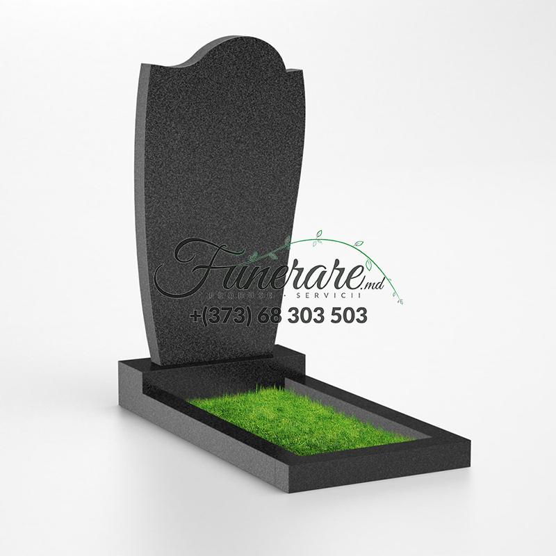Monument granit negru 0031