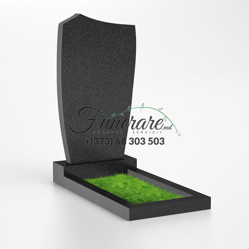 Monument granit negru 0032