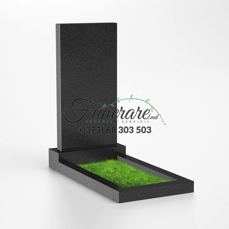 Monument granit negru 0033