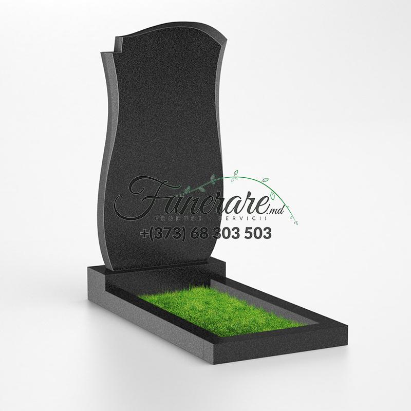 Monument granit negru 0038