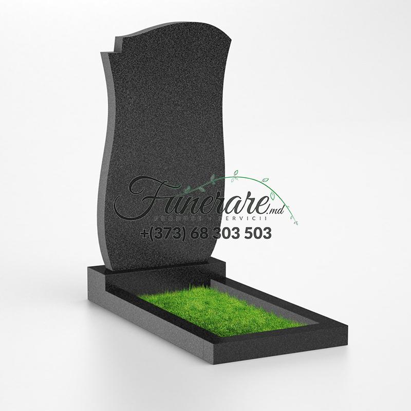 Monument granit negru 0045