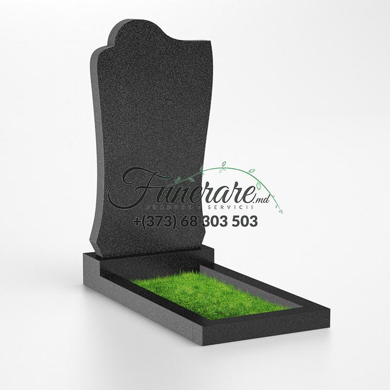 Monument granit negru 0047