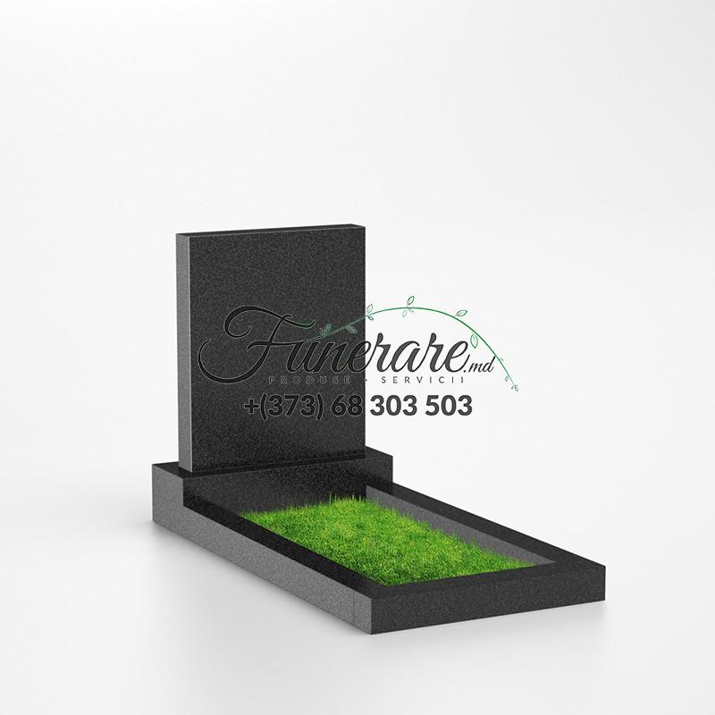 Monument granit negru 0050