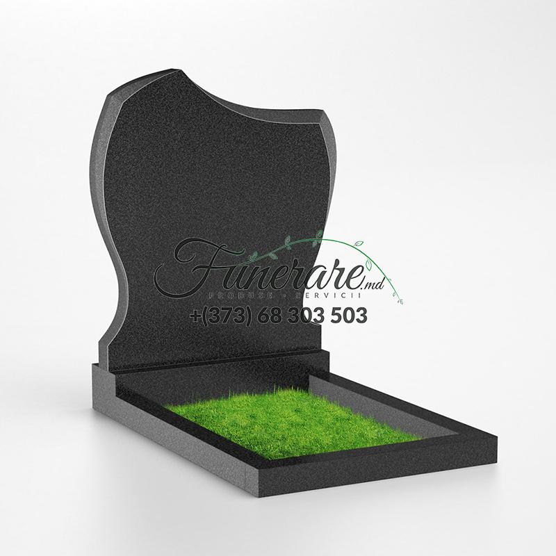 Monument granit negru 0051