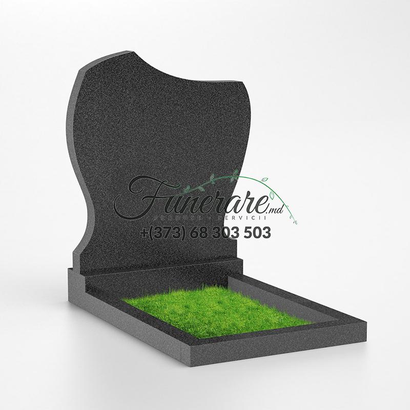 Monument granit negru 0052