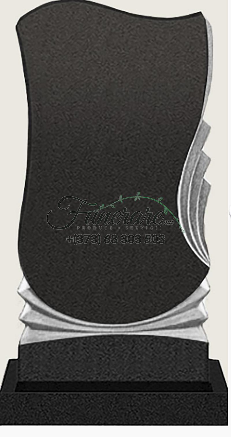 Памятник черный гранит 0060