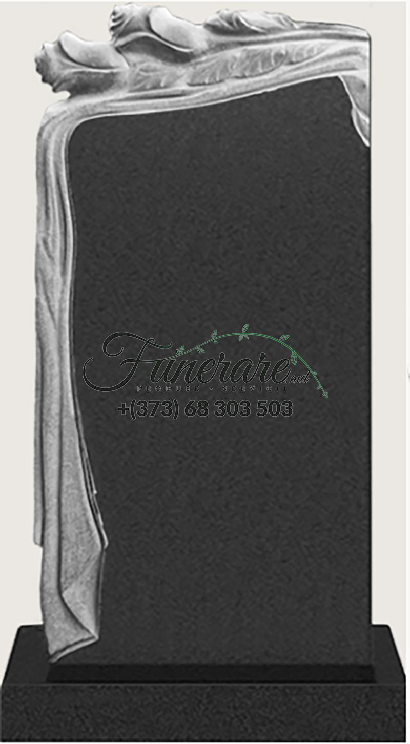 Monument granit negru 0080