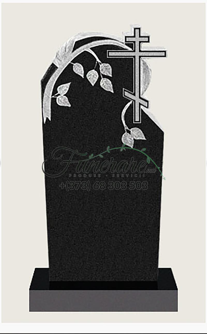 Monument granit negru 0099