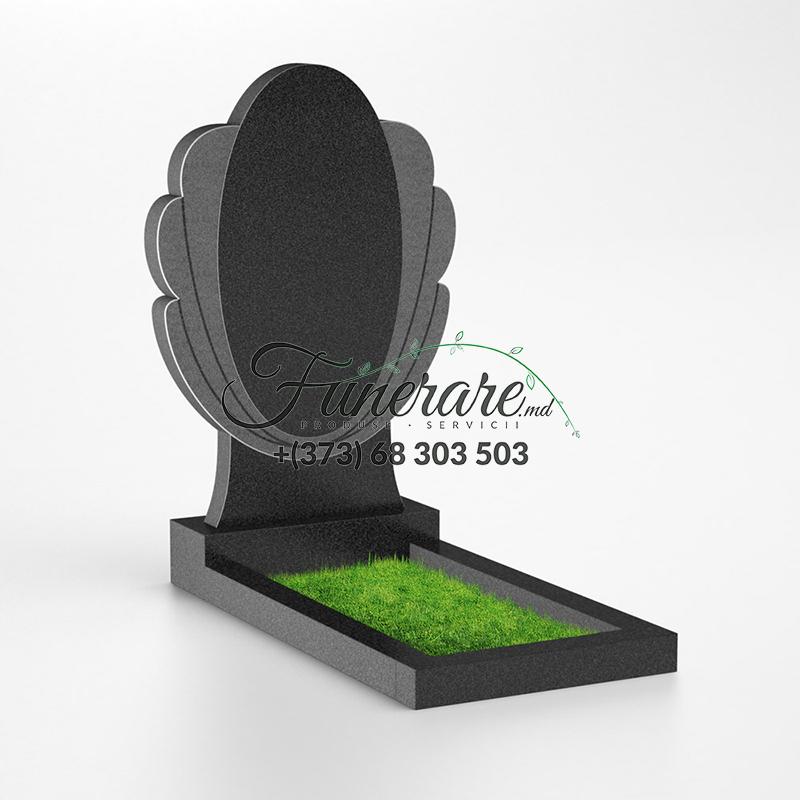 Monument granit negru 0113