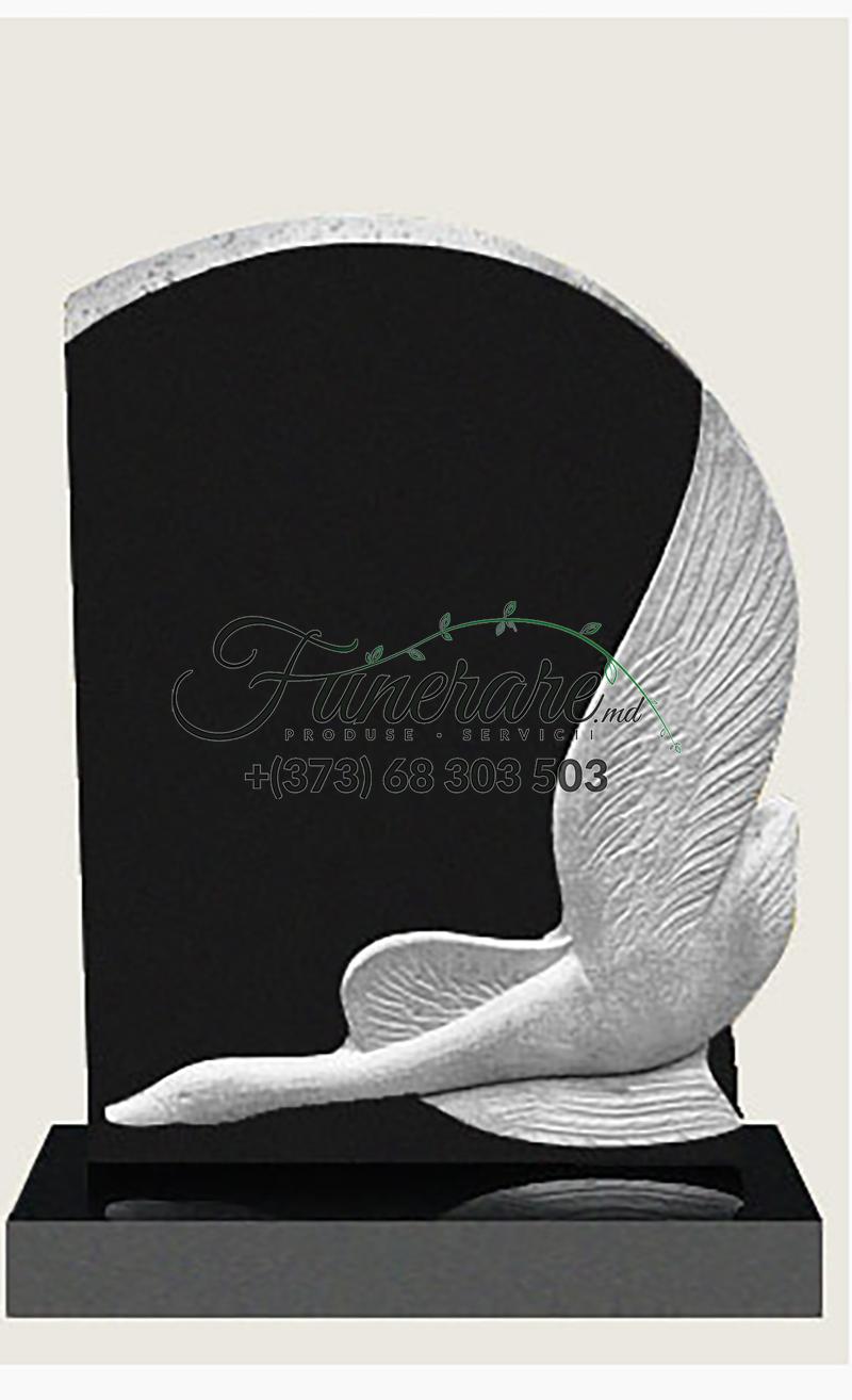 Monument granit negru 0141