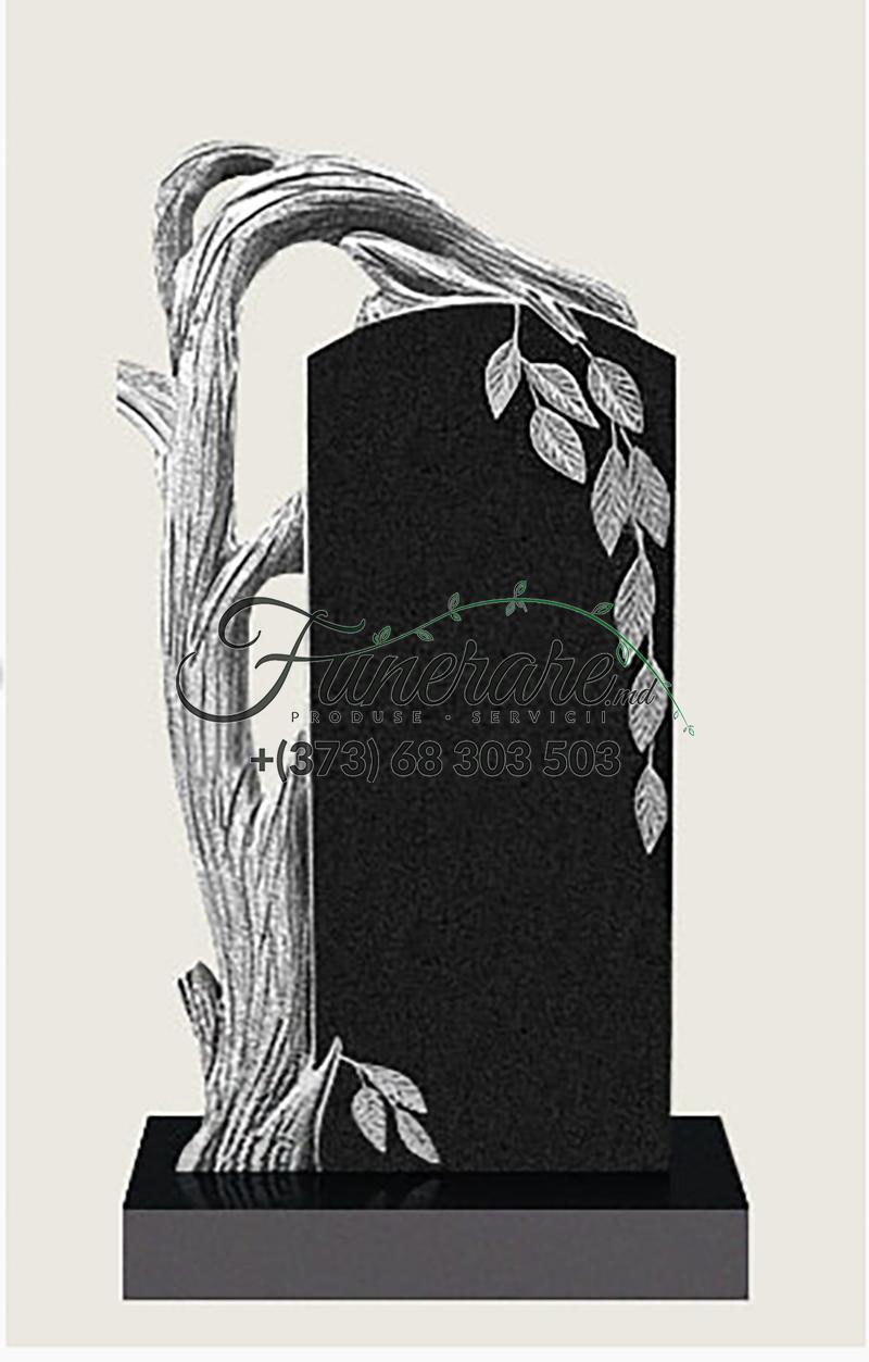 Monument granit negru 0145