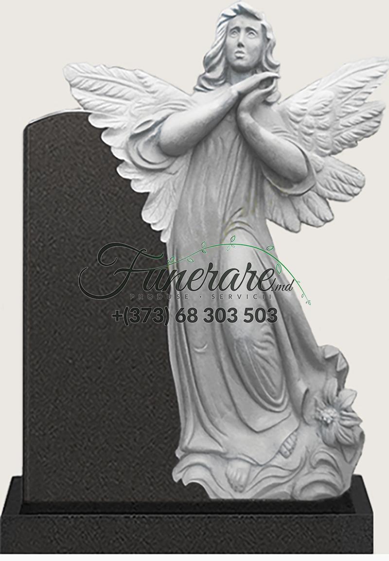 Памятник черный гранит 0169
