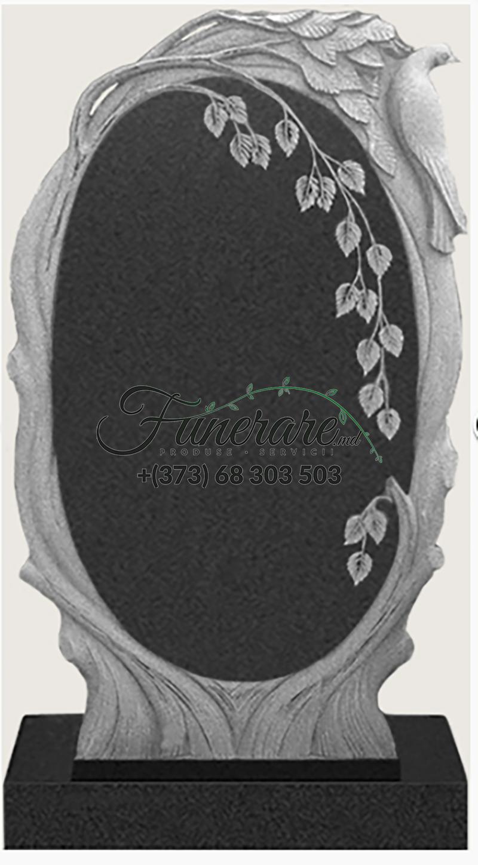 Monument granit negru 0171