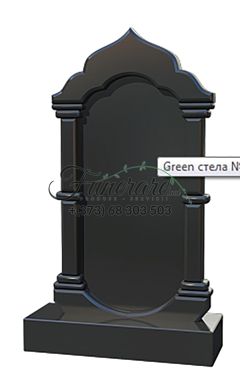 Monument granit negru 0192