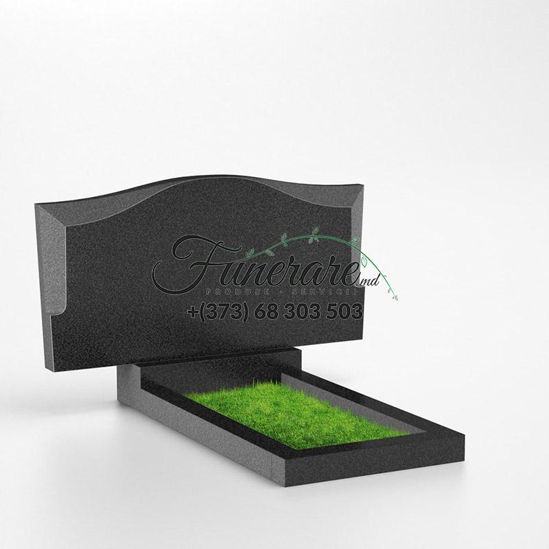 Monument granit negru 0197