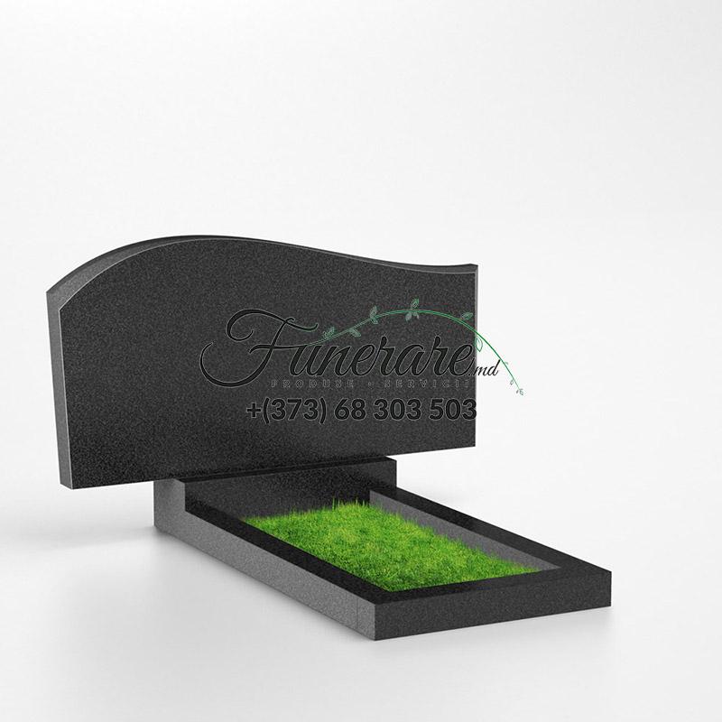 Monument granit negru 0198