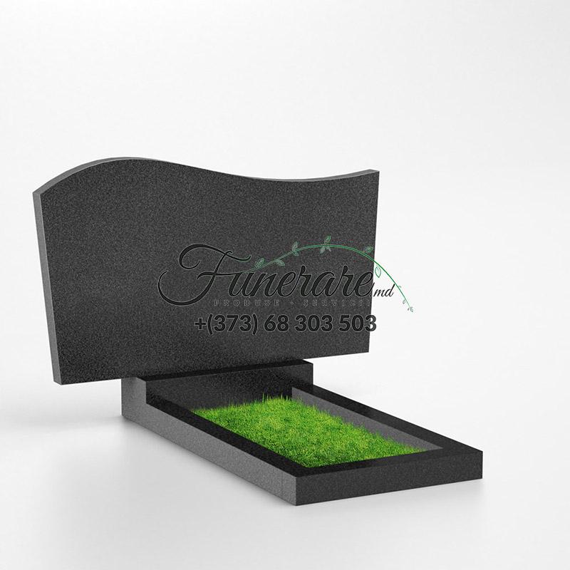 Monument granit negru 0199