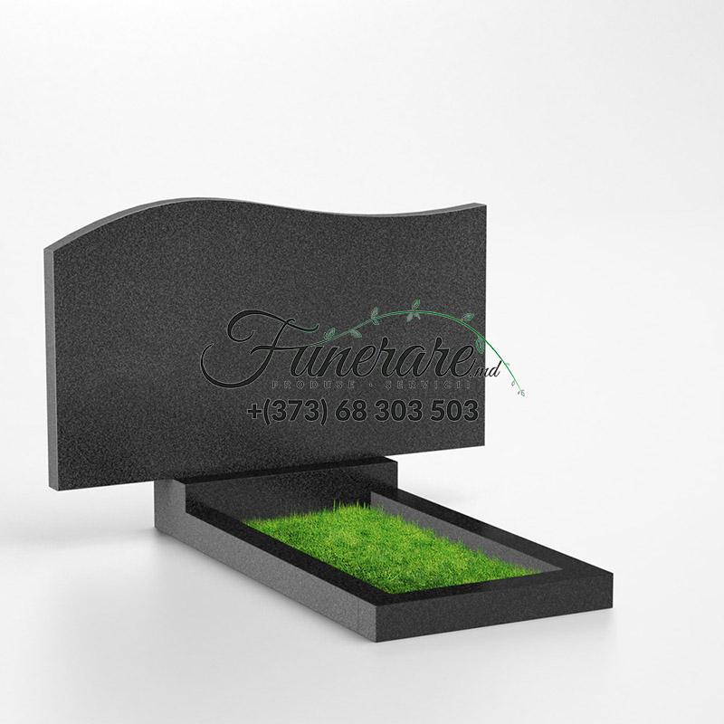 Monument granit negru 0201