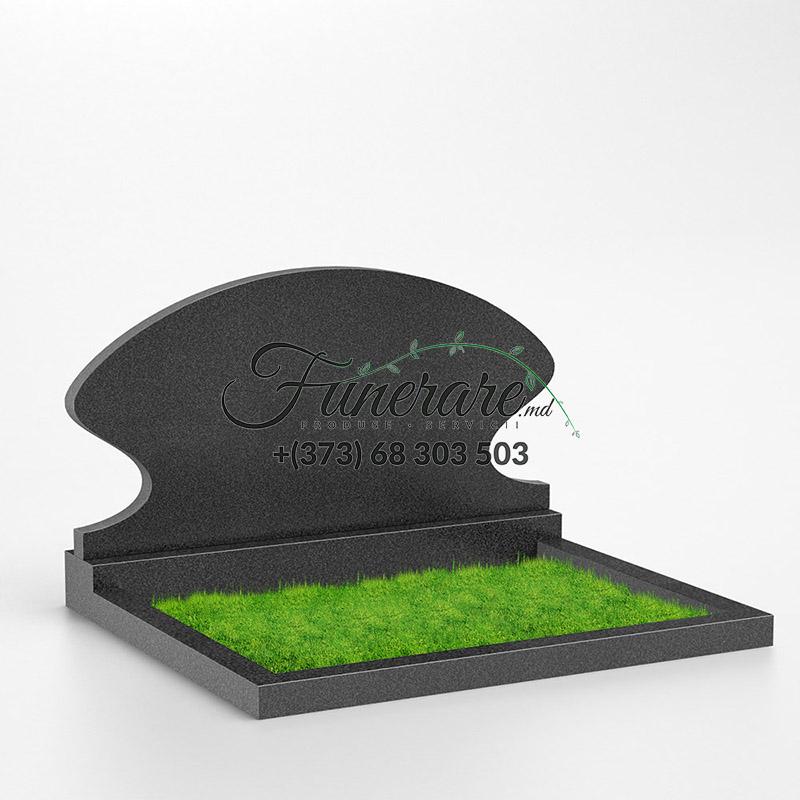 Monument granit negru 0204