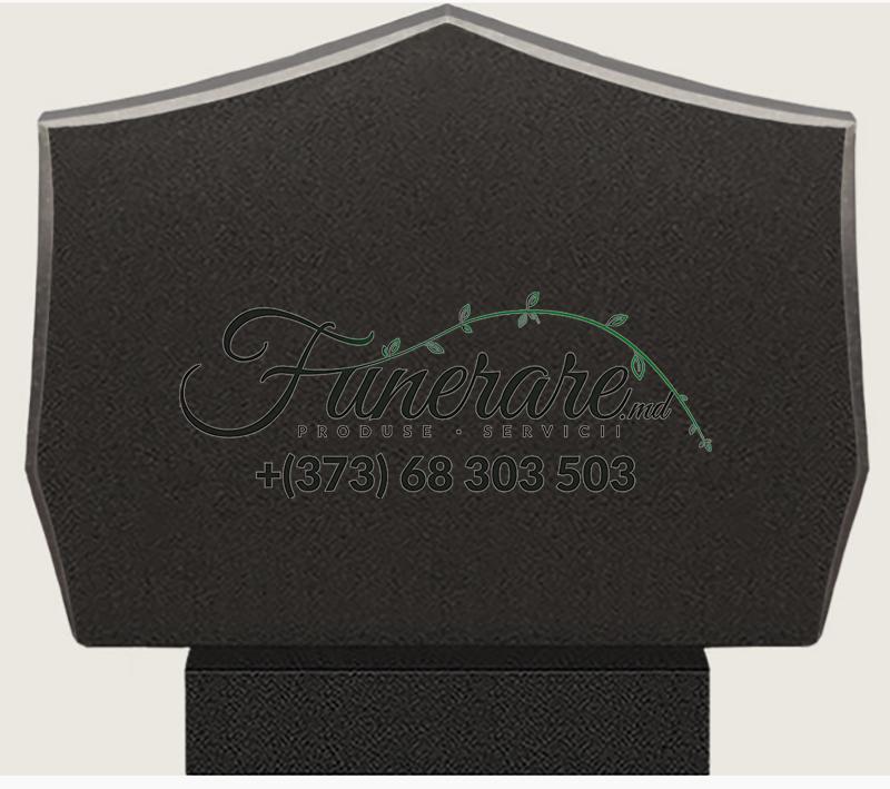 Monument granit negru 0210