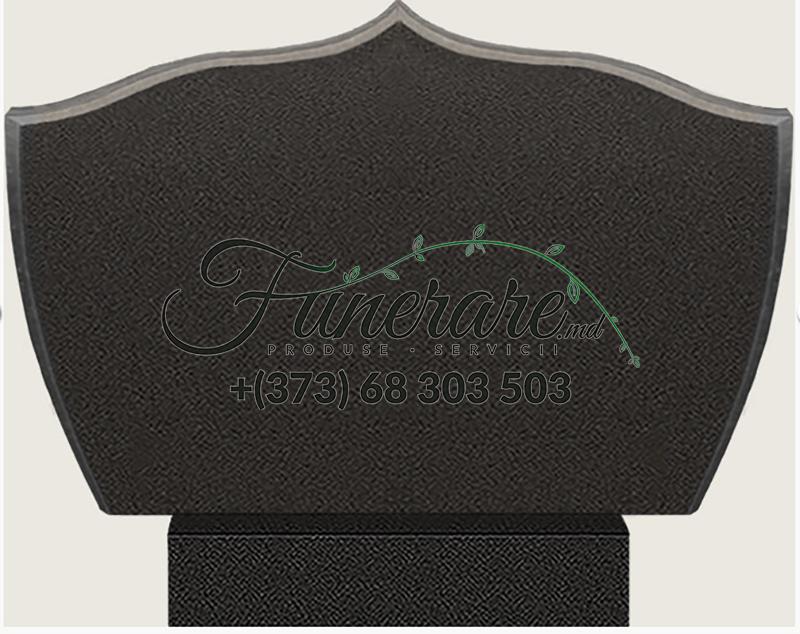 Monument granit negru 0213