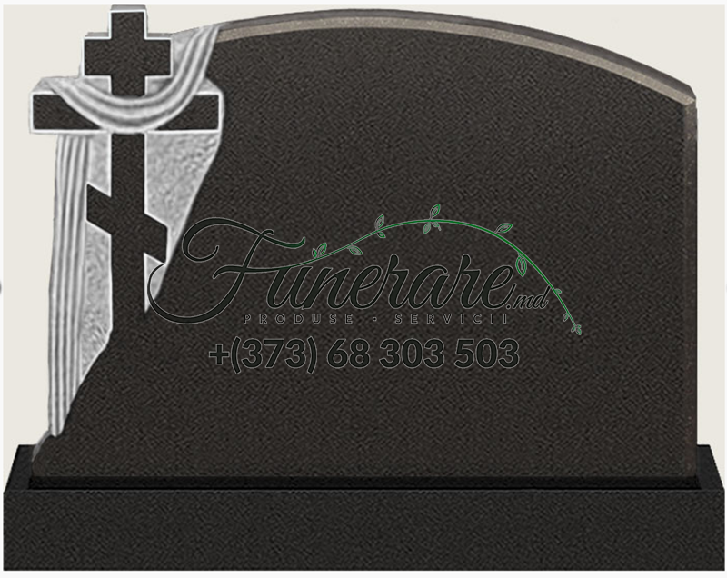 Monument granit negru 0220