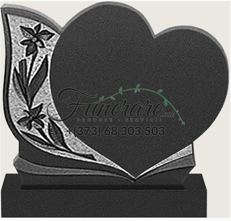 Monument granit negru 0227