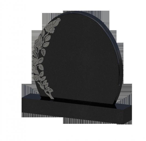 Monument granit negru 0241