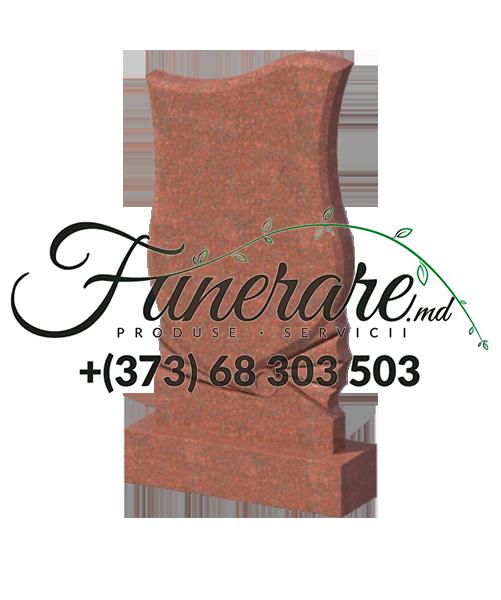 Monument granit rosu 0270