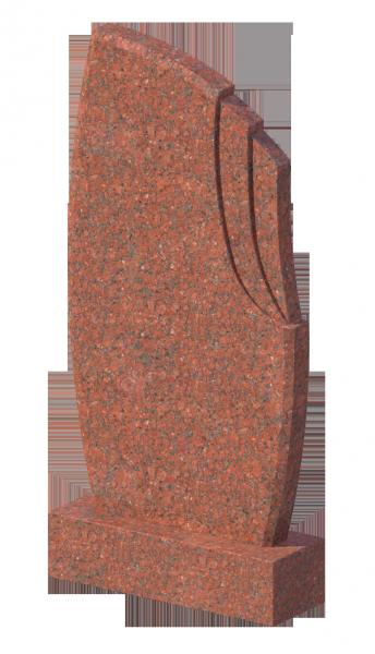 Monument granit rosu 0273