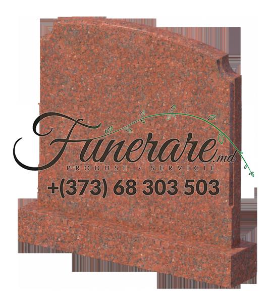 Monument granit rosu 0276