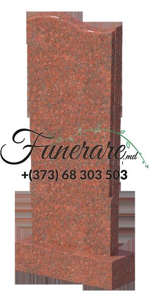 Памятник красный гранит 0277
