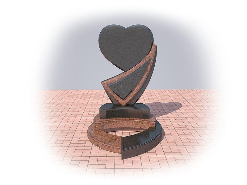 Памятник гранит 0324