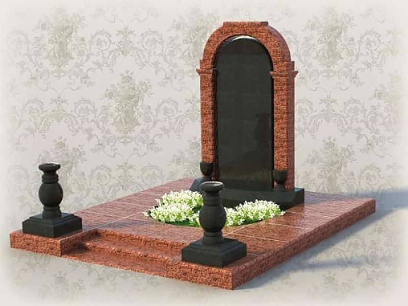 Памятник гранит 0329