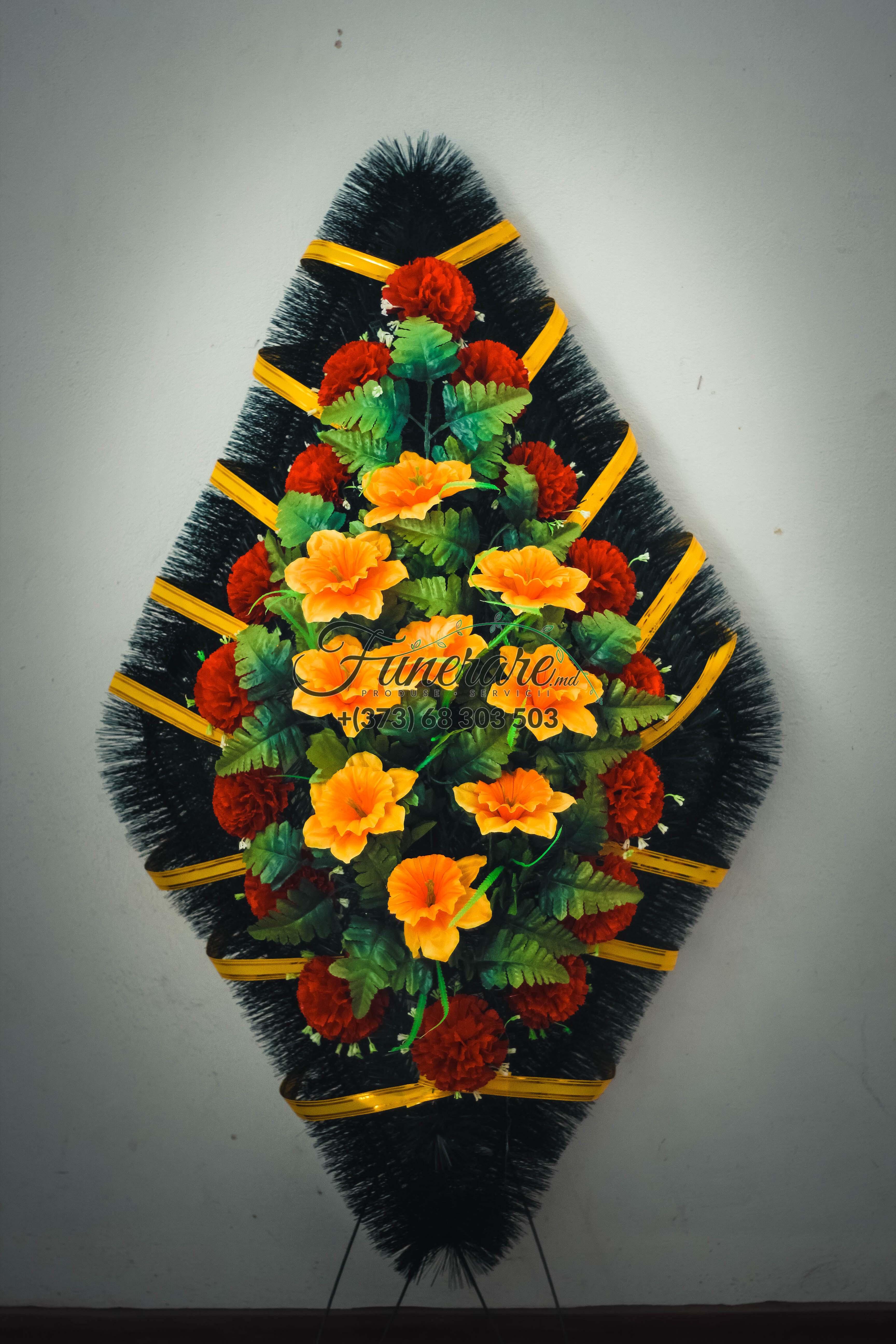 Coroane funerare 0404