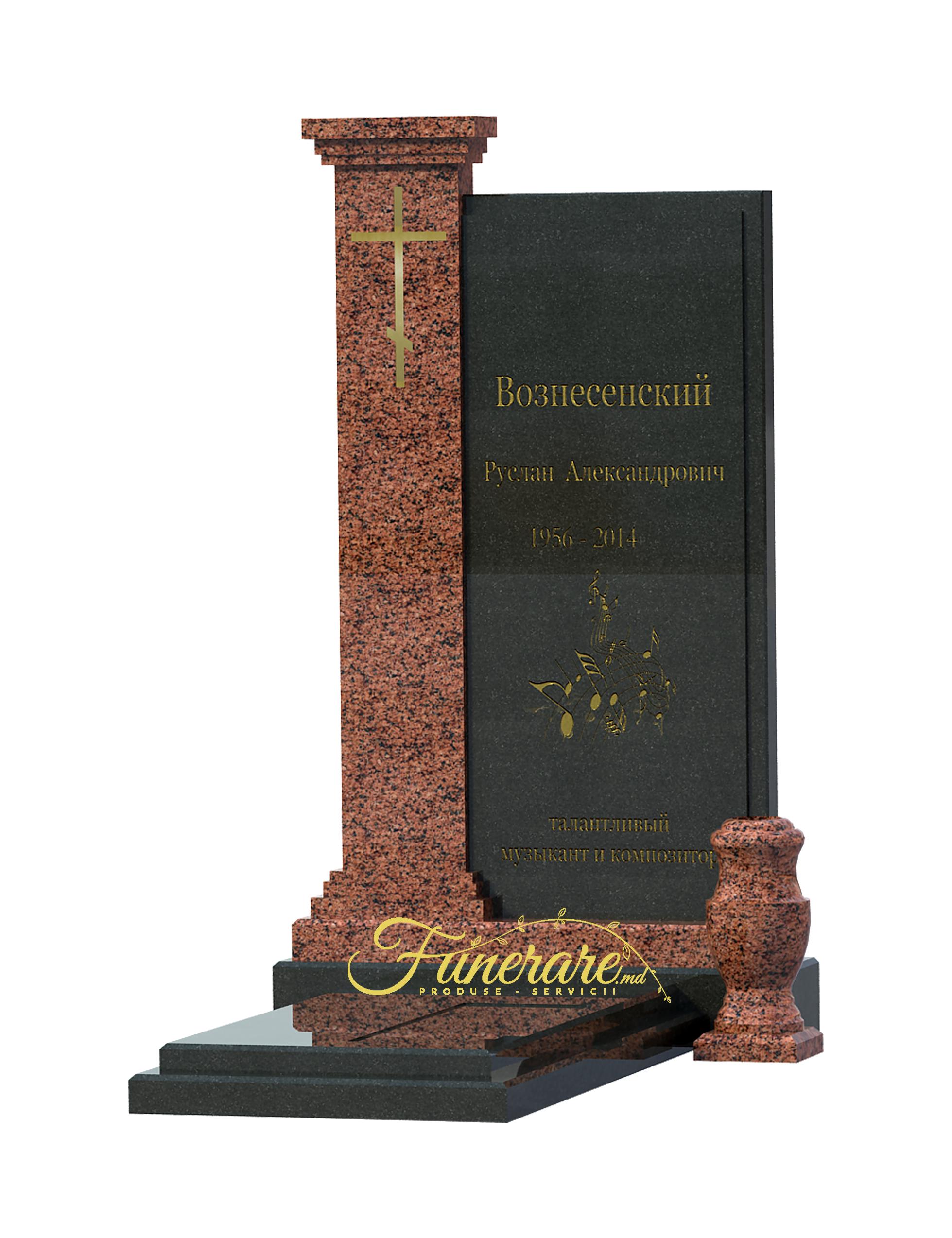 Памятник из гранита 0703