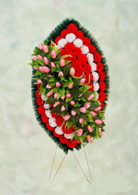COROANA FUNERARA V132