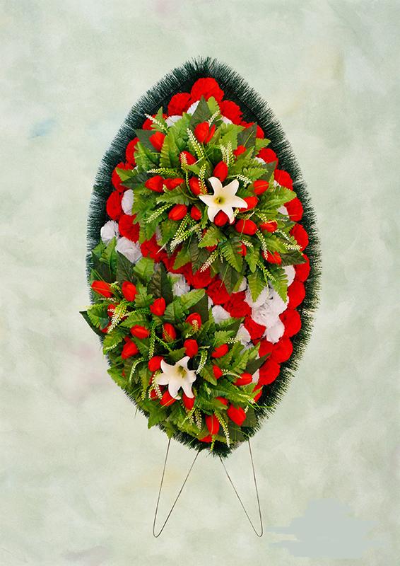 ВЕНОК РИТУАЛЬНЫЙ V133