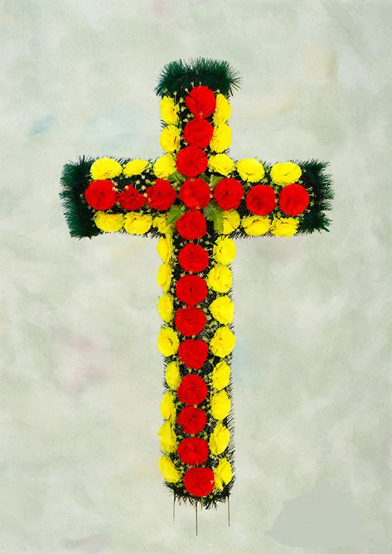 COROANA FUNERARA V134