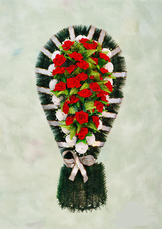 COROANA FUNERARA V156