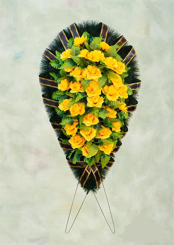 COROANA FUNERARA V136