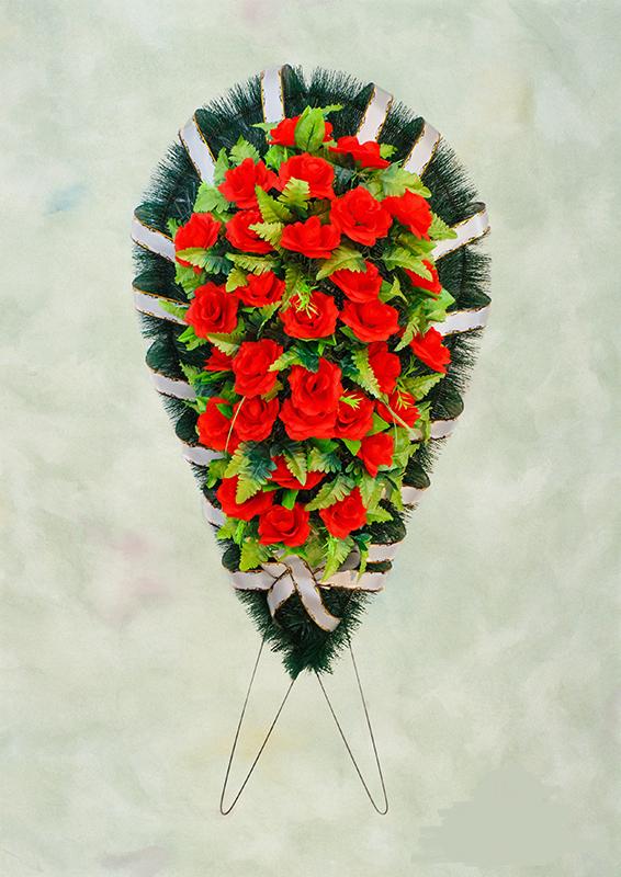 ВЕНОК РИТУАЛЬНЫЙ V137
